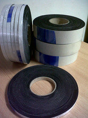 Multi Purpose Sponge Rubber Strips (Self Adhesive)