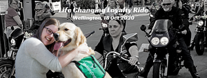 Life Changing Loyalty Ride (Mobility Dogs) 2020