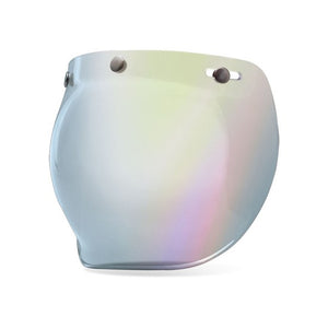 Bell Custom 500 3 Snap Bubble Shield