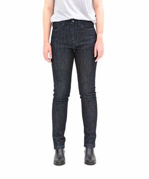 SA1NT Women's Unbreakable Stretch High Rise Skinny Jeans - Indigo