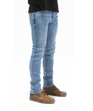 SA1NT Unbreakable Stretch Slim Jeans - Bleached