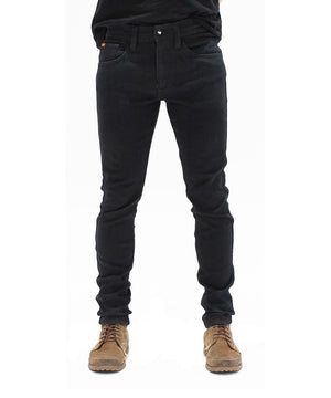 SA1NT Unbreakable Stretch Slim Jeans - Black
