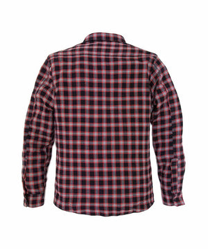SA1NT Aramid Lined Flannel Jacket + D3O Armour