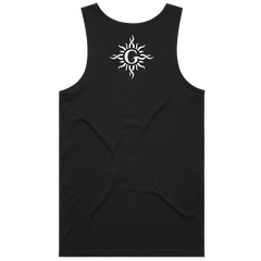 GS Athletic Black Tank