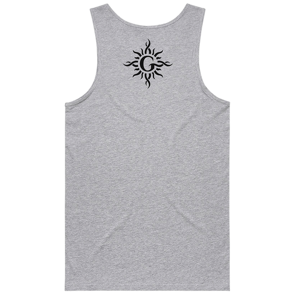 GS Athletic Heather Grey Tank