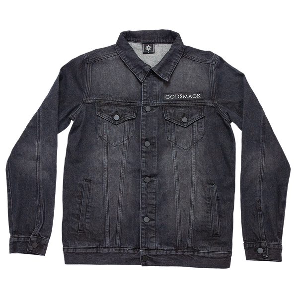 GS Denim Leather Jacket
