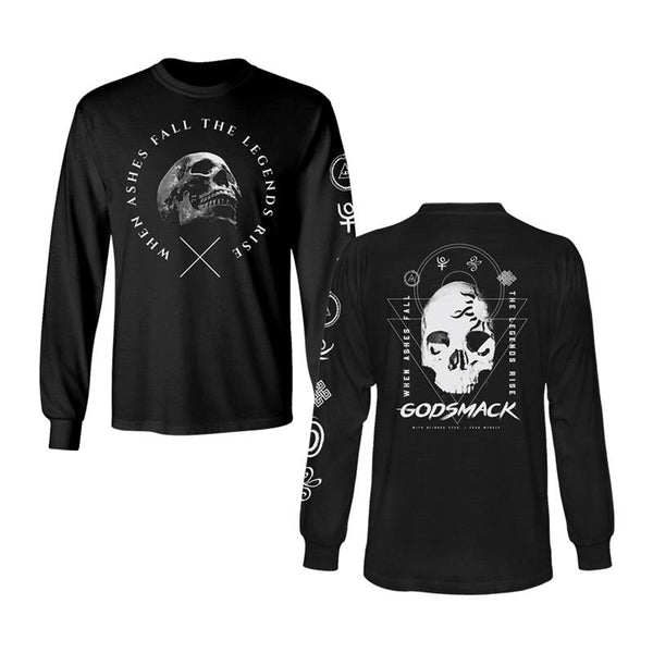 Ashes Legends Long Sleeve Tee