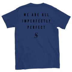Imperfectly Perfect Blue Tee