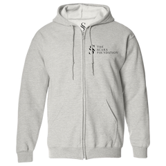 Imperfectly Perfect Zip Hoodie