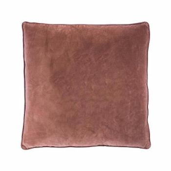 VELVET CUSHIONS VARIOUS COLOURS 60 X 60CMS - The Banyan Tree Furniture & Homewares