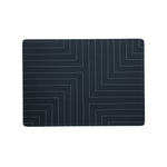 MAZE SLATE RECTANGLE PLACEMAT