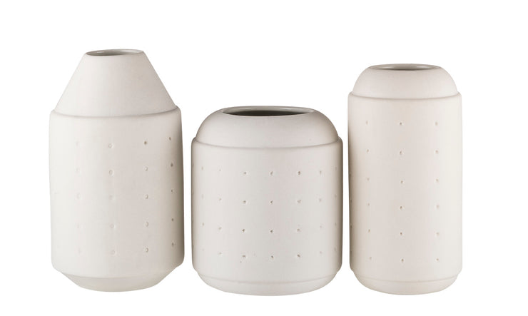 POKE VASE - SET OF 3 - The Banyan Tree Furniture & Homewares