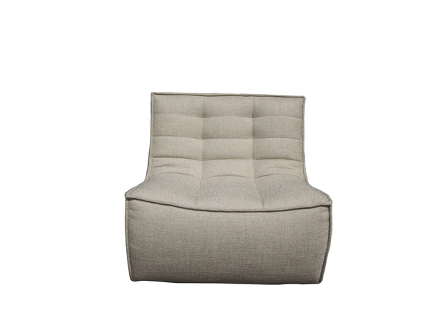 ETHNICRAFT N701 SOFA · 1 SEATER