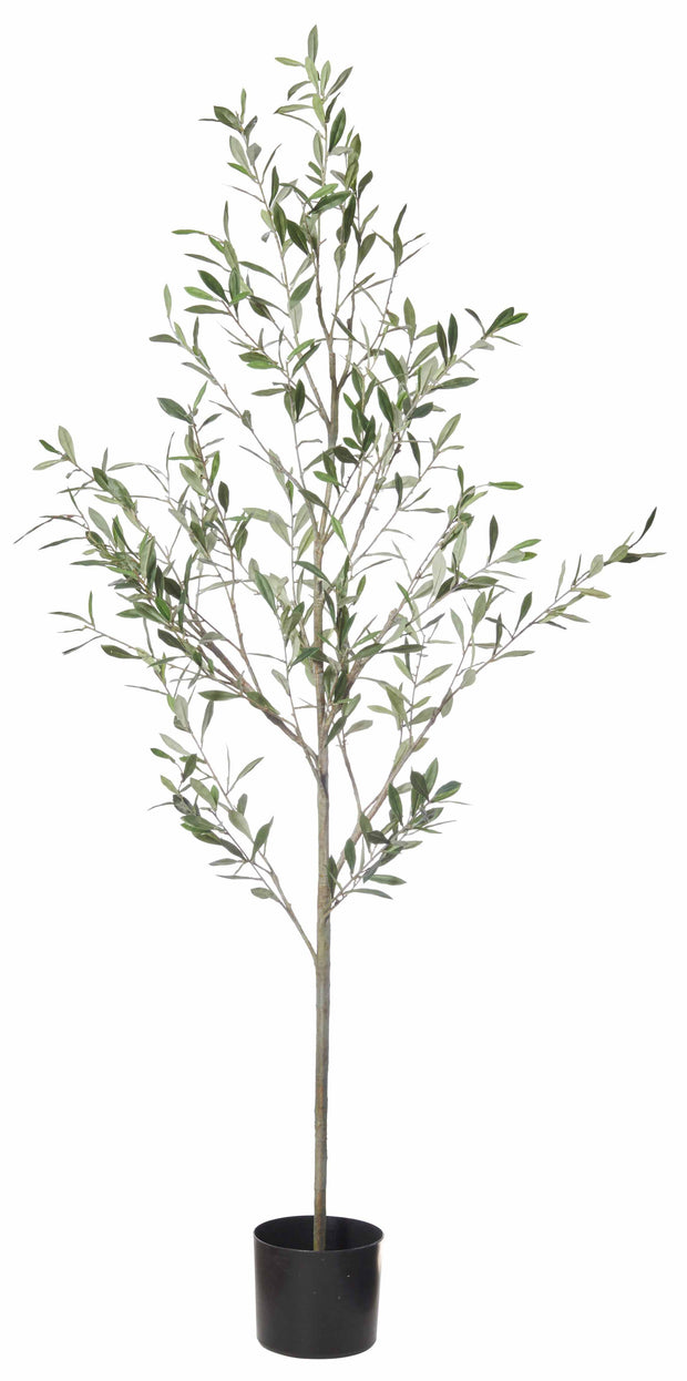 FAUX OLIVE TREE - SMALL