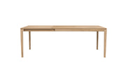 ETHNICRAFT OAK BOK EXTENSION DINING TABLE - The Banyan Tree Furniture & Homewares