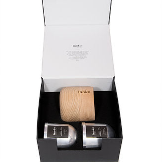 INOKO CANDLE GIFT SET - The Banyan Tree Furniture & Homewares