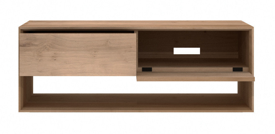 ETHNICRAFT OAK NORDIC TV UNIT SMALL