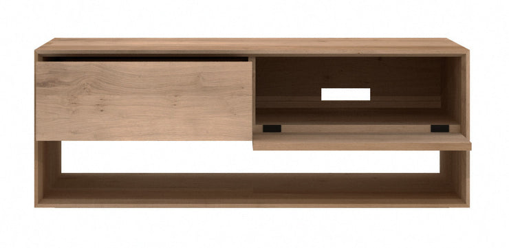 ETHNICRAFT OAK NORDIC TV UNIT SMALL - The Banyan Tree Furniture & Homewares