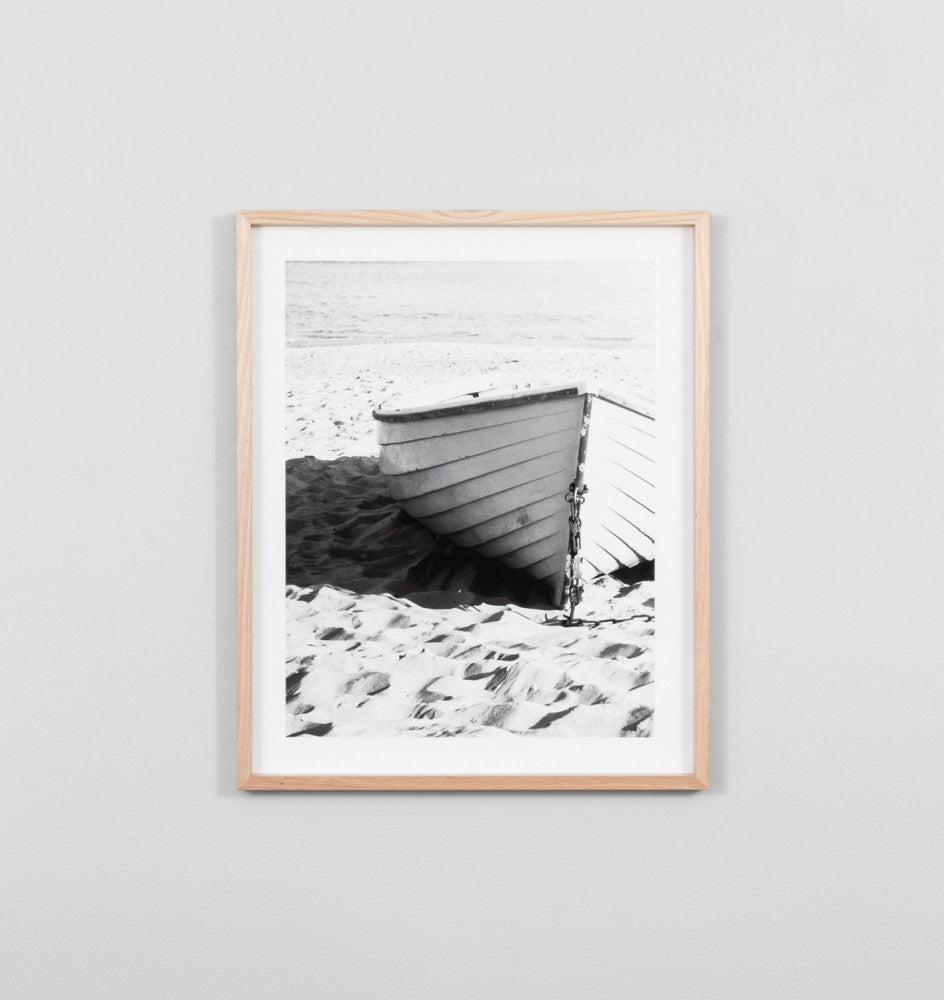 NAUTICAL SEASIDE 1 · FRAMED PRINT