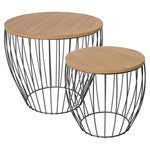 SAVANAH SIDE TABLES