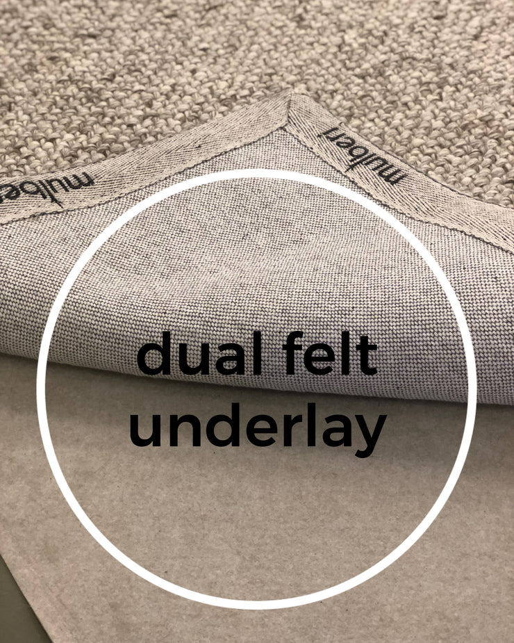 DUAL FELT RUG UNDERLAY - The Banyan Tree Furniture & Homewares