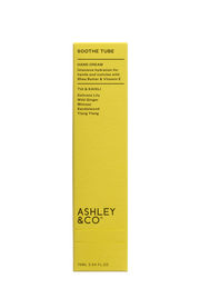 ASHLEY & CO - SOOTHE TUBE HAND CREAM