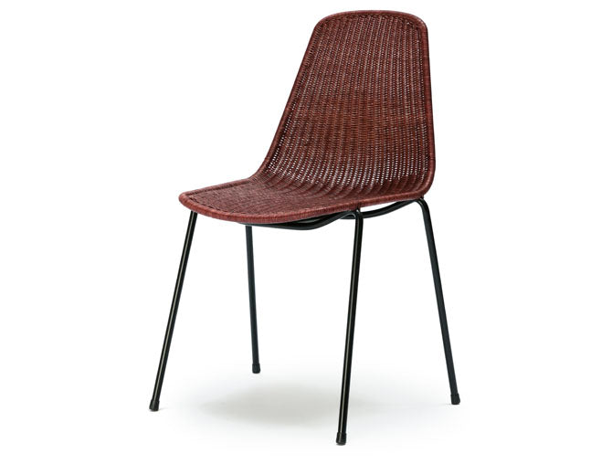BASKET CHAIR INDOOR | FEELGOOD DESIGNS DESIGNED BY GIAN FRANCO LEGLER 1951