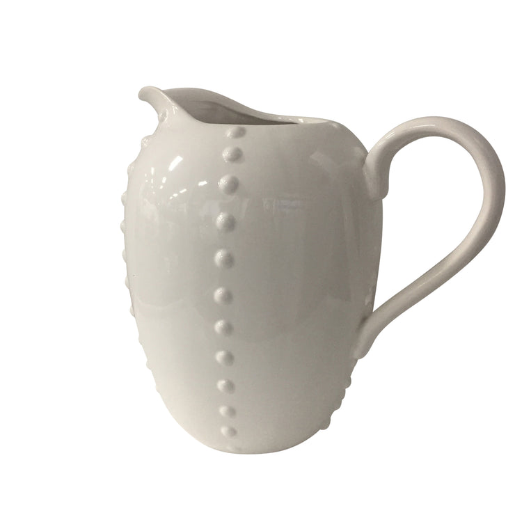 VILLA DOT JUG - The Banyan Tree Furniture & Homewares