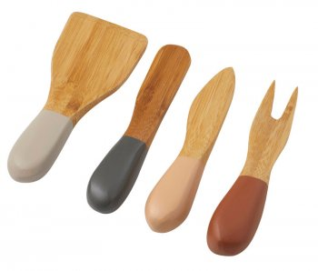 SANDSTORM CHEESE KNIFE SET - The Banyan Tree Furniture & Homewares