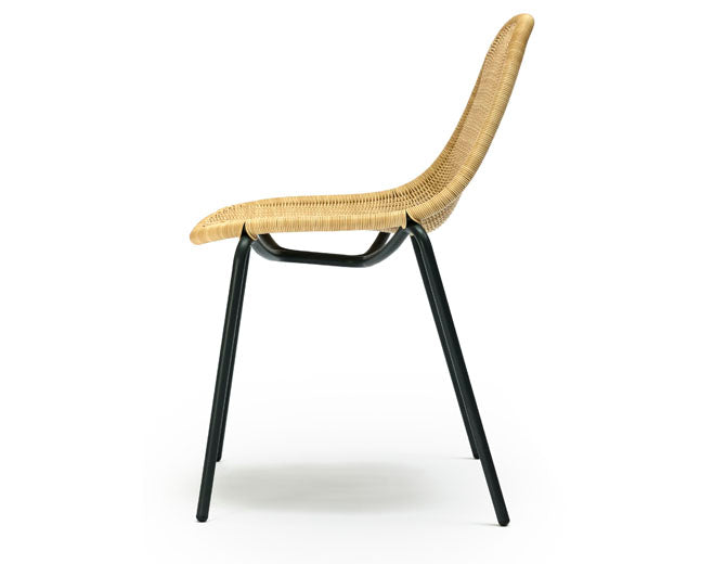 EDWIN OUTDOOR STACKING CHAIR | FEELGOOD DESIGNS