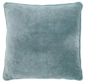VELVET CUSHIONS VARIOUS COLOURS 60 X 60CMS