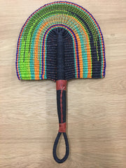 BABA TREE HANDWOVEN FANS