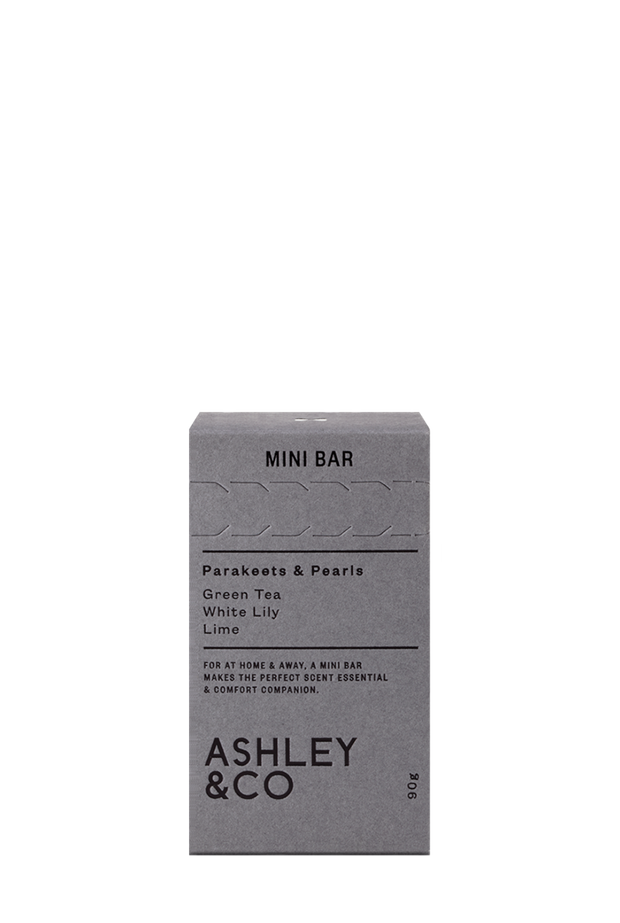 ASHLEY & CO - MINI BAR SOAP