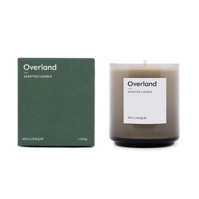 MILLIGRAM SCENTED CANDLE