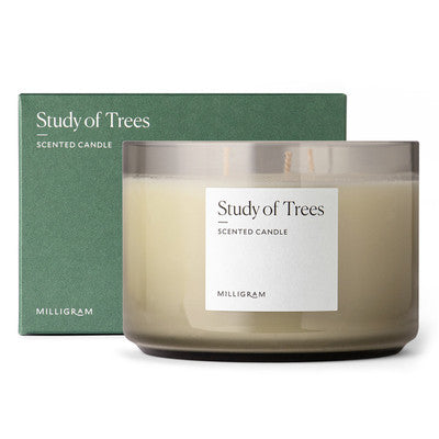 MILLIGRAM SCENTED THREE WICK CANDLE | 600G