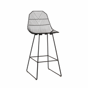 ARROW BAR STOOL 75cm - The Banyan Tree Furniture & Homewares