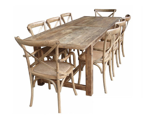 PROVINCIAL RUSTIC TABLE