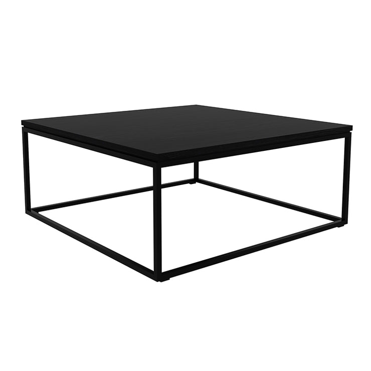 ETHNICRAFT OAK THIN COFFEE TABLE - The Banyan Tree Furniture & Homewares