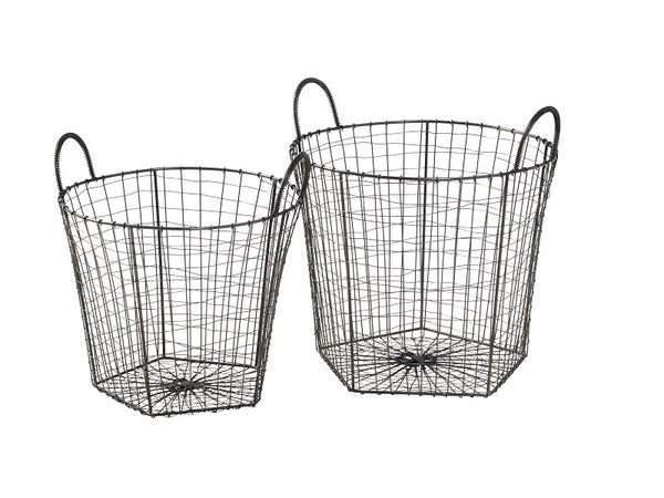 MIRA WIRE BASKETS