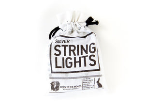 STRING LIGHTS  5M BATTERY