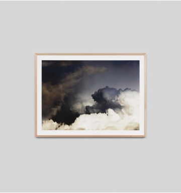 AUTUMN STORM · FRAMED PRINT