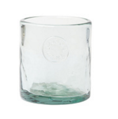 HAND BLOWN GLASS VOTIVE