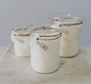 SUKI HAND POURED CANDLE - 500ml