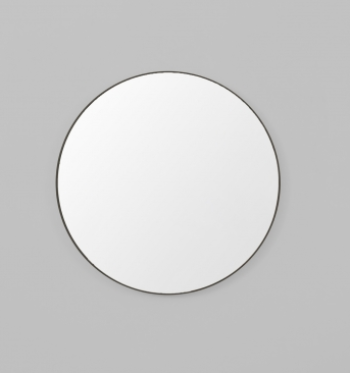 FLYNN ROUND MIRROR · LARGE SIZES