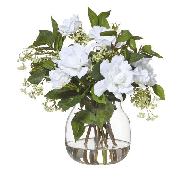 GARDENIA BERRY MIX-ADINA VASE