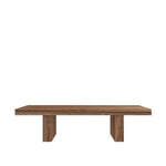 ETHNICRAFT TEAK DOUBLE BENCH SEAT
