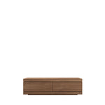 ETHNICRAFT TEAK BURGER TV CUPBOARD
