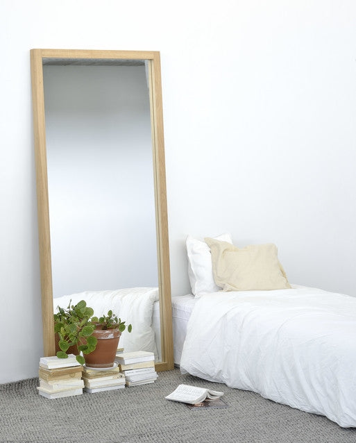 ETHNICRAFT LIGHT FRAME MIRROR