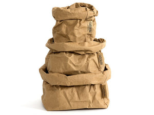 NATURAL BROWN PAPER BAG