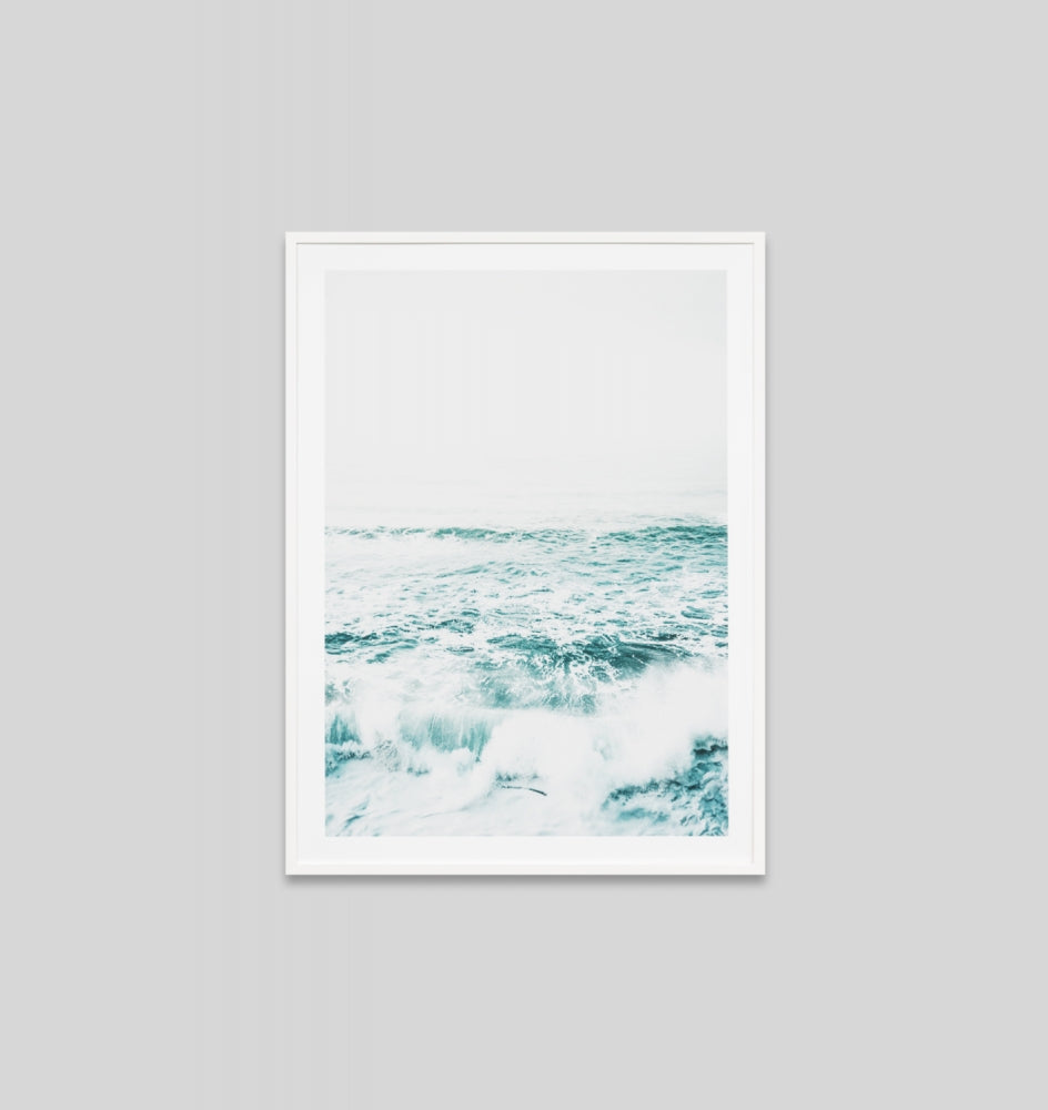 RISING TIDE · FRAMED PRINT